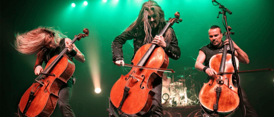 Apocalyptica at The Lyric Theatre Birmingham AL