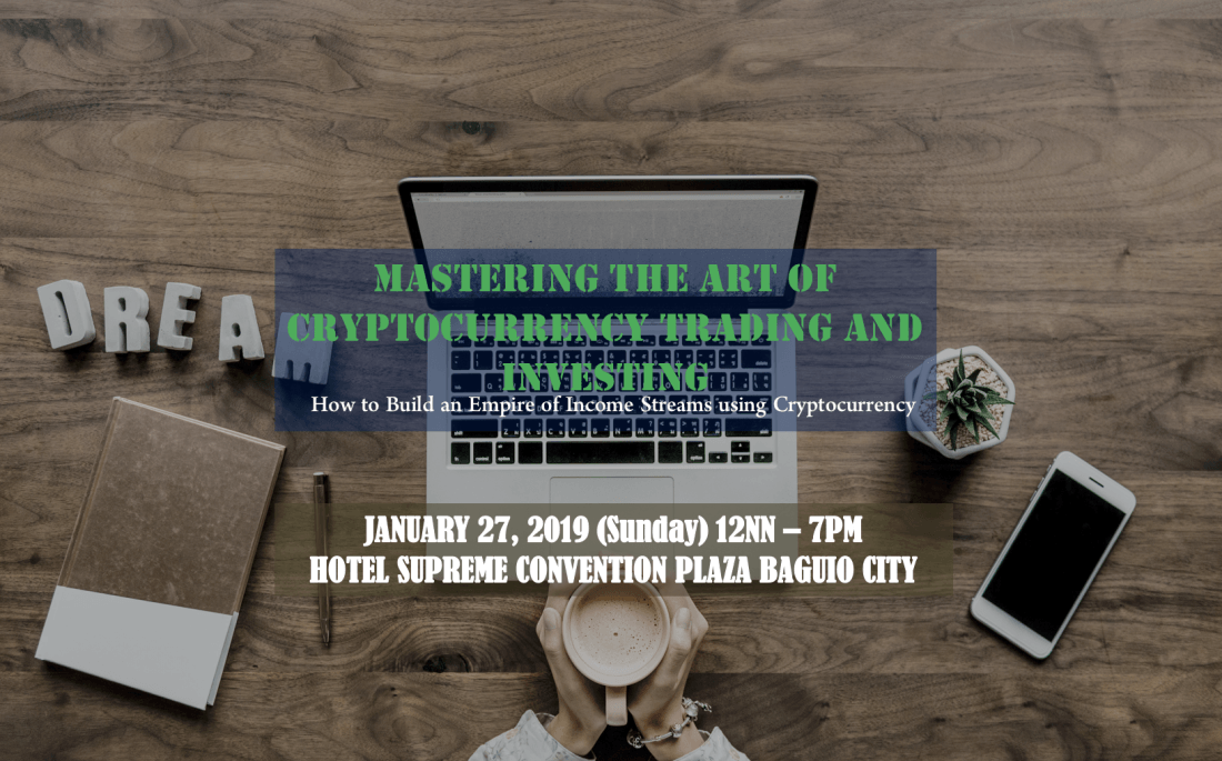 Mastering the Art of Cryptocurrency Trading and Investing Baguio