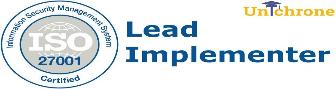 ISO 27001 Lead Implementer Certification Training Course Toronto