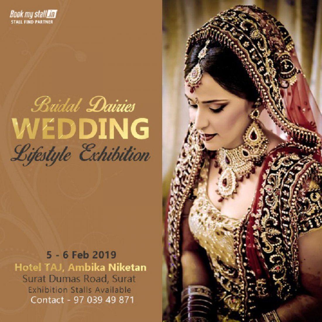 Bridal Dairies - Wedding Lifestyle Exhibition Surat - BookMyStall