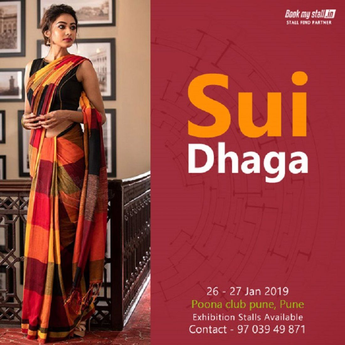 Sui Dhaga Lifestyle Exhibition at Pune - BookMyStall