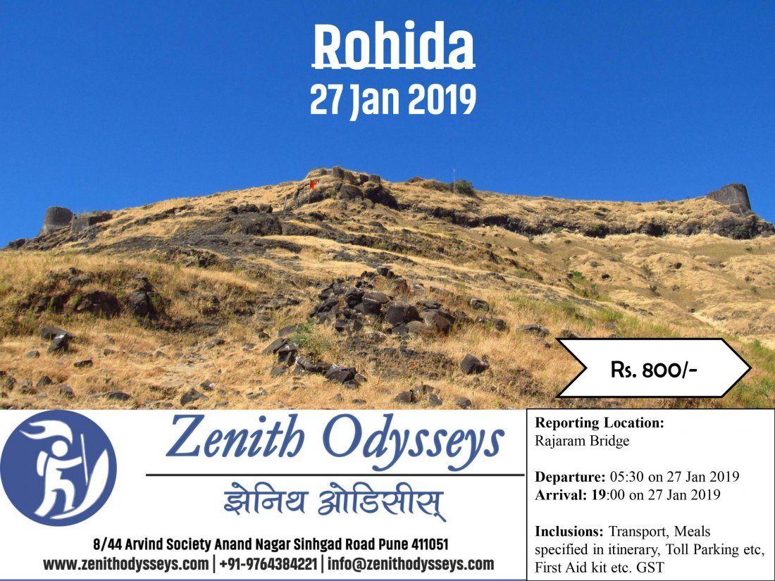 Trek to Rohida