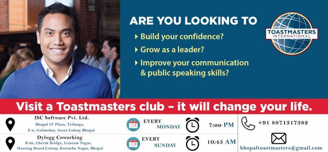 ISC Toastmasters International Club Meet 303