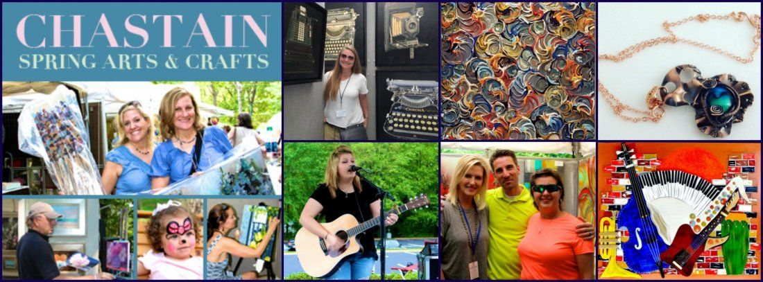 Chastain Park Spring Arts & Crafts Festival 2019