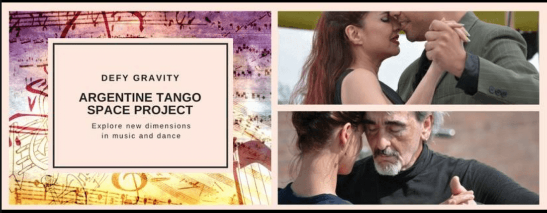 Argentine Tango Dance Lessons  - Monday Evenings