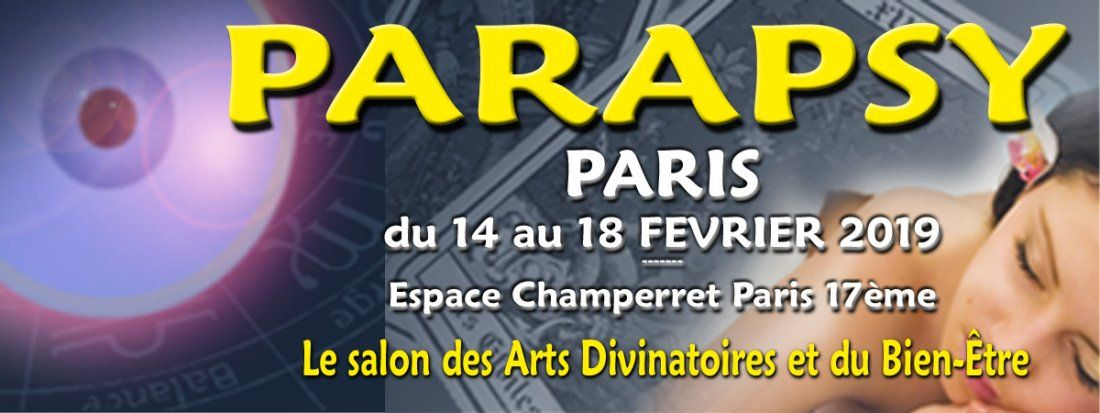 Salon Parapsy 2019