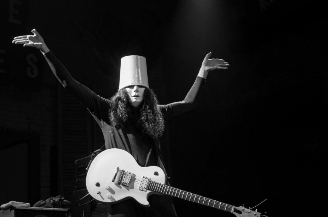 Buckethead at Baltimore Soundstage MD