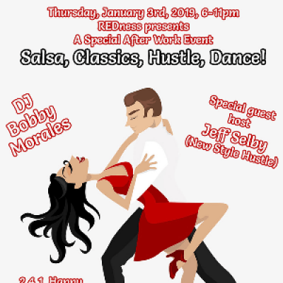 After Work-Salsa Classics Hustle Dance