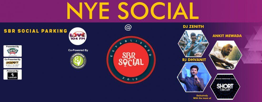 31st December Celebration at SBR SOCIAL