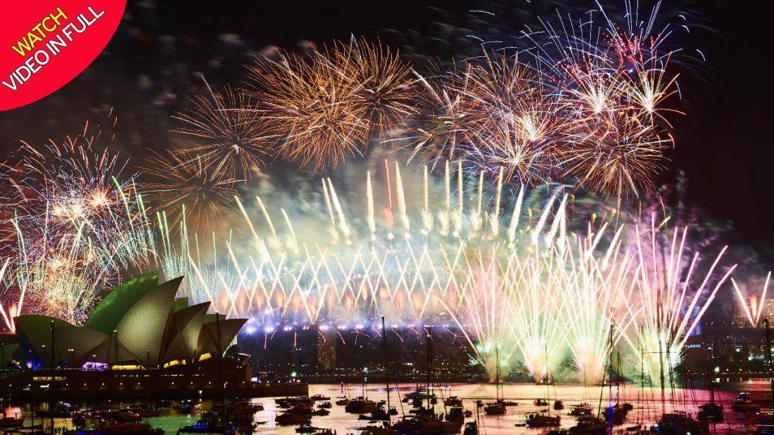 LiveStream Amsterdam New Years Eve Fireworks 2019 WatchOnline