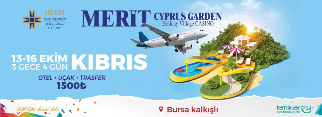 Bursa Kalkl Kbrs Tatil Turu 2019