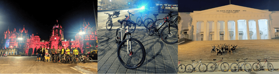 Heritage Midnight Cycling