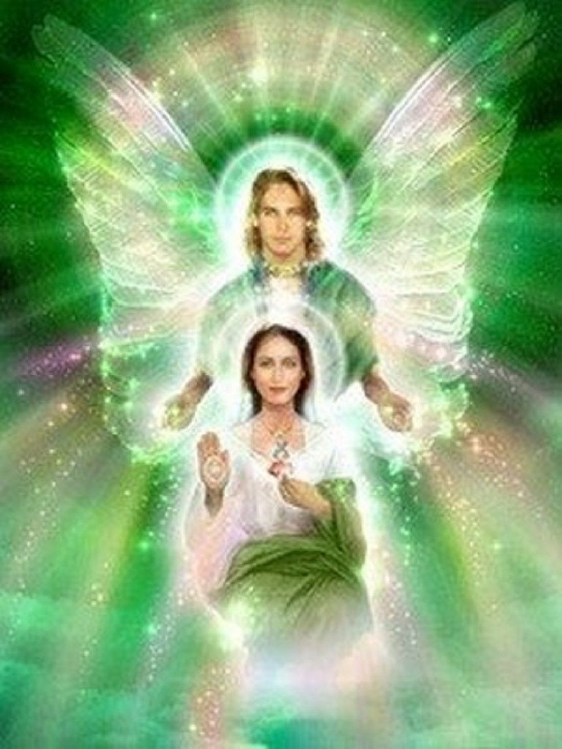 Angels Embrace A Group Healing With the Archangels in February