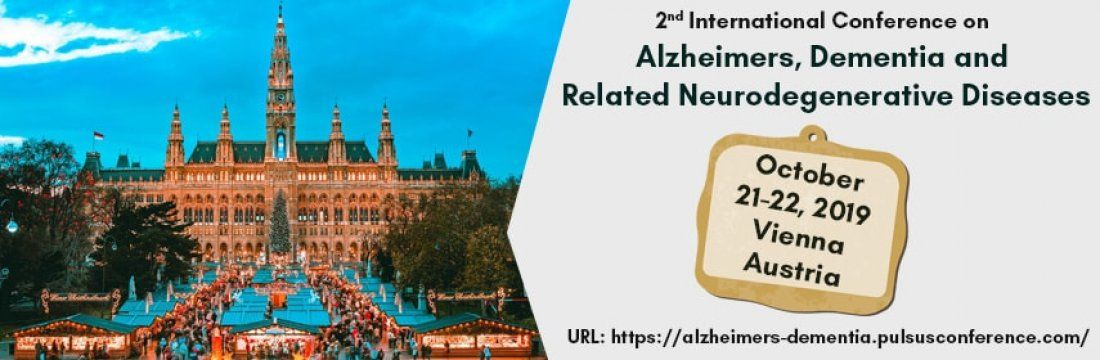 2nd International Conference on Alzheimers Dementia and Related Neurodegenerative Diseases