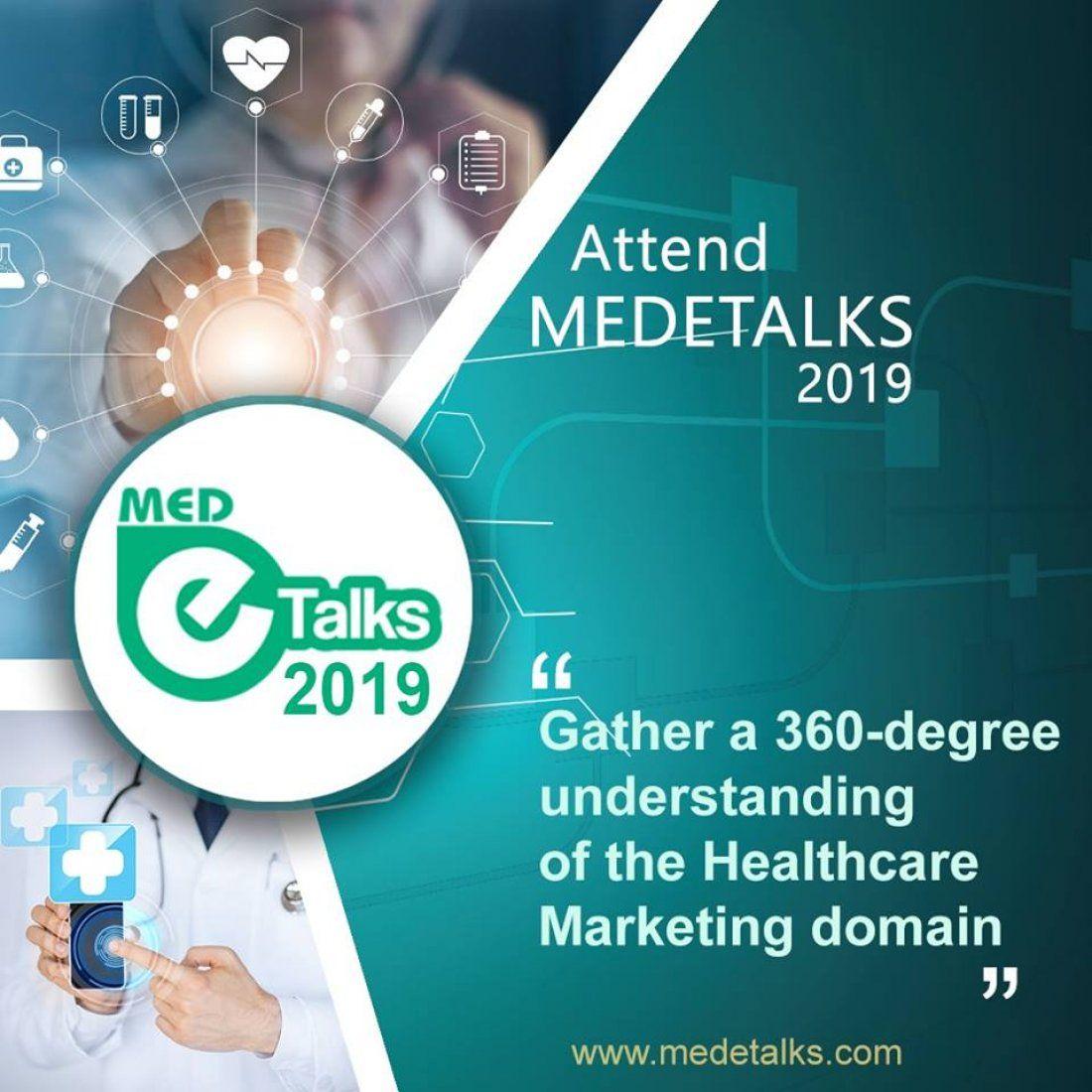 Medetalks 2019 - 5th International Health Care Conference