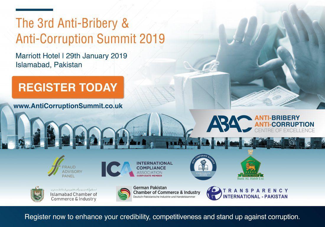 3rd Anti-Bribery Anti-Corruption Summit