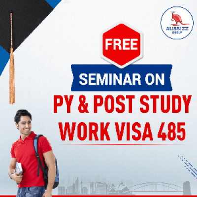 FREE Seminar on PY &amp Post Study Work Visa 485 at Aussizz Melbourne