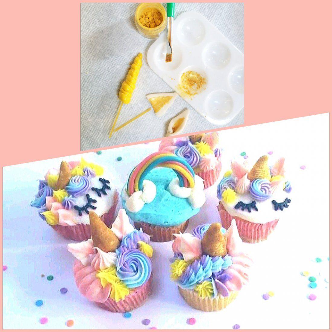 Unicorn Cupcake Decorating Class