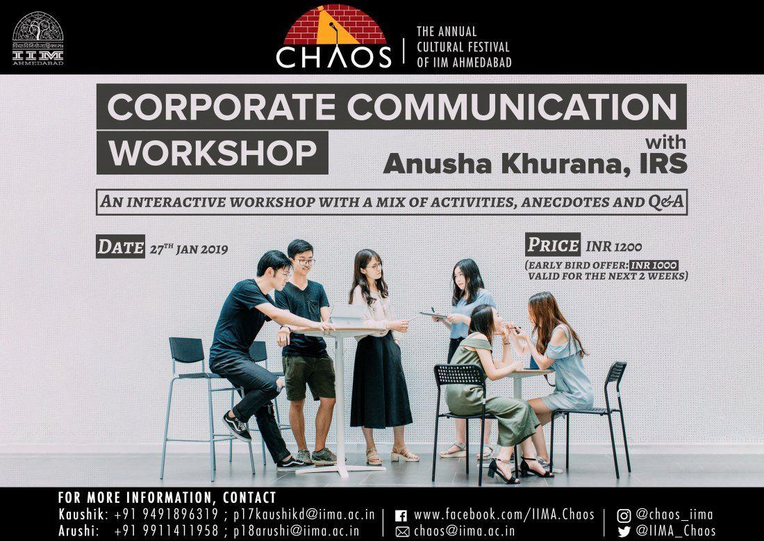 Corporate Communication Workshop