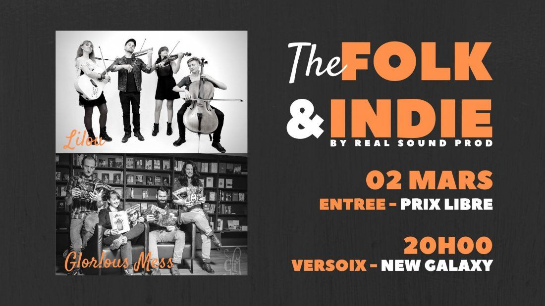 The Folk & Indie Night