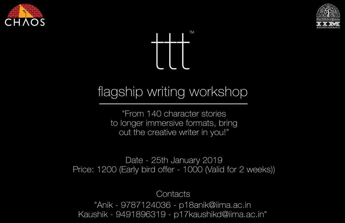 Flagship Writing Workshop