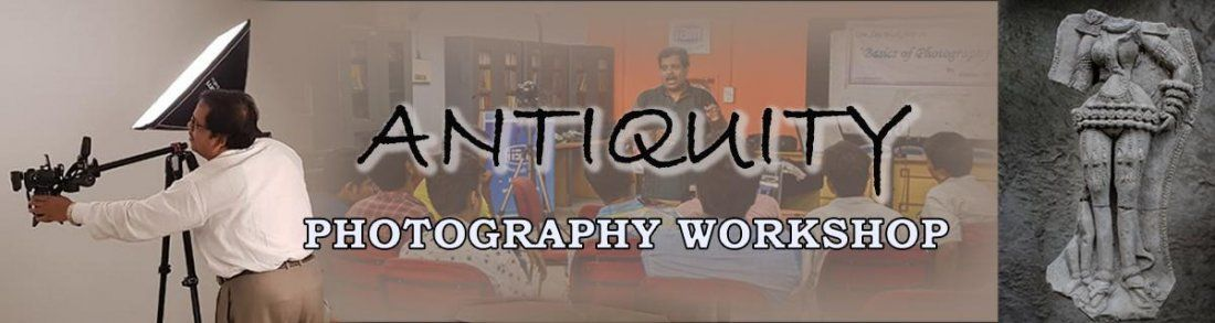 Antiquity Photography Workshop