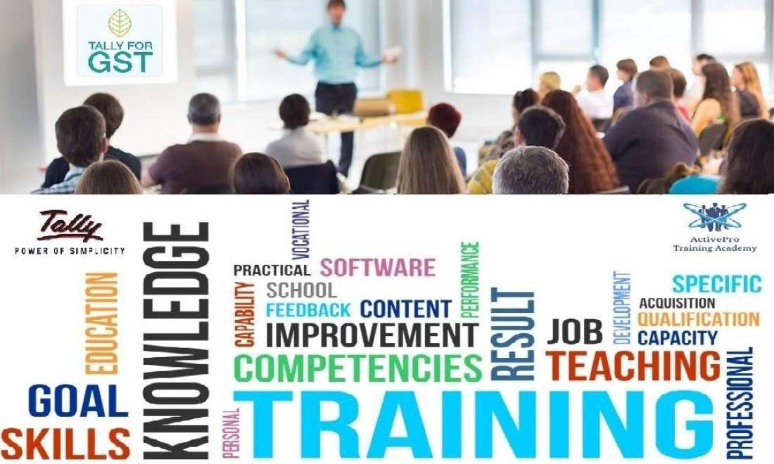 Learn GST in Tally in One Day by CA Vinodh Kothari. S
