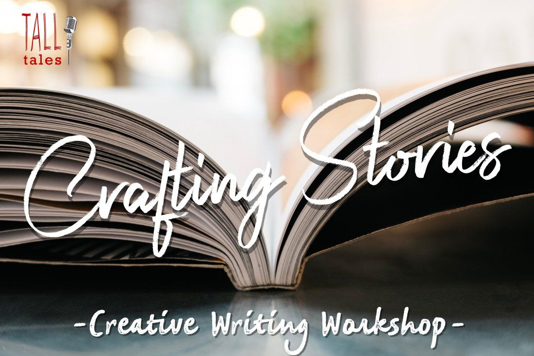 Crafting Stories-A Creative Writing Workshop in Pune