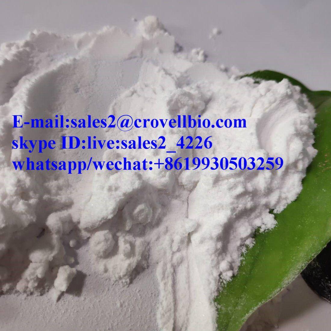 Crovell factory supply unique quality Phenacetin CAS 62-44-2 sales2