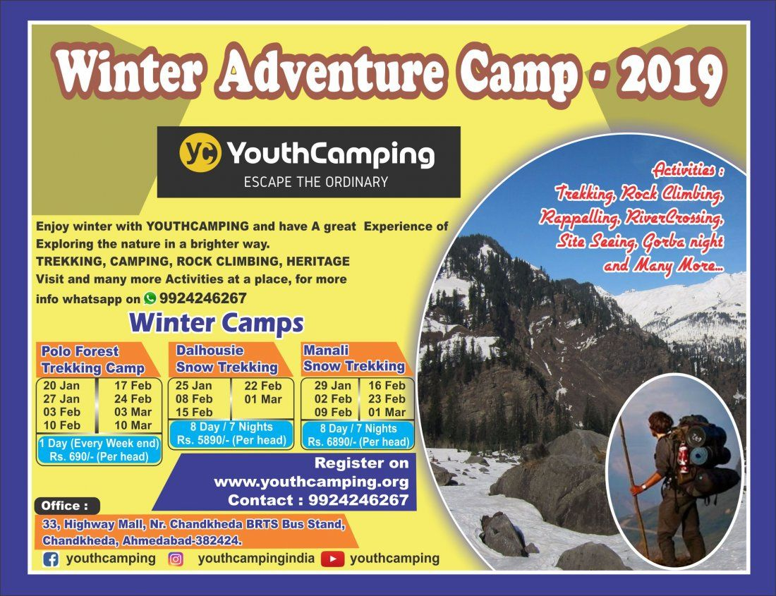 MANALI SNOW TREKKING CAMP