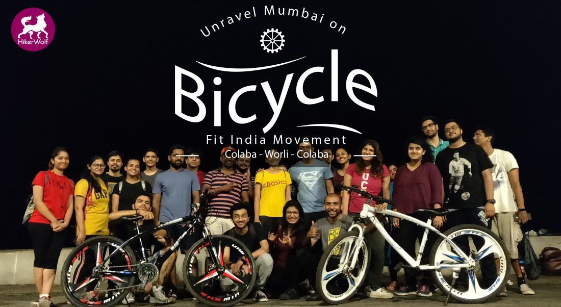 HikerWolf- Midnight cycling under Moonlight | Event in Mumbai | AllEvents.in