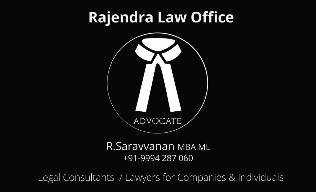 Lawyers in Chennai for Criminal Cases Civil disputes Corporate issues & Government service matters