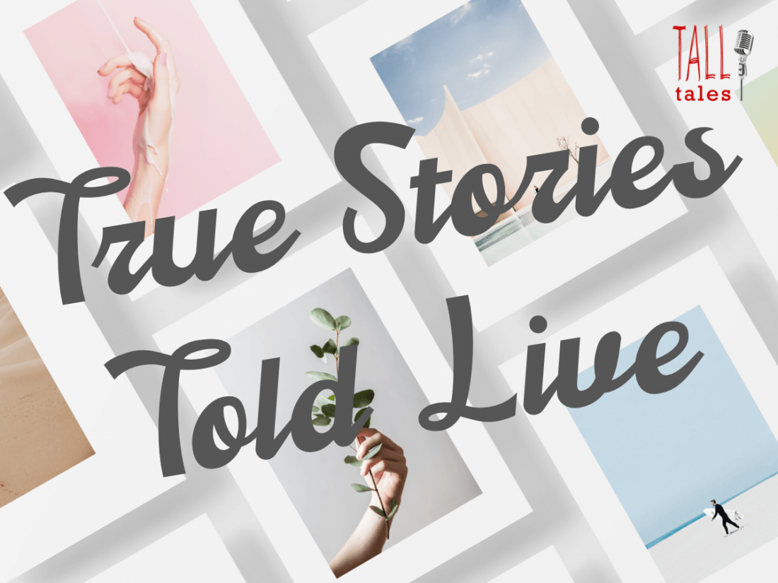 True Stories Told Live - First Time In Pune