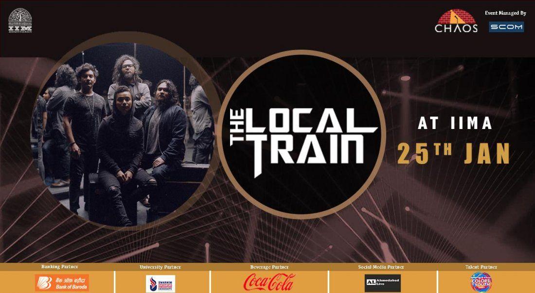 The Local Train Live