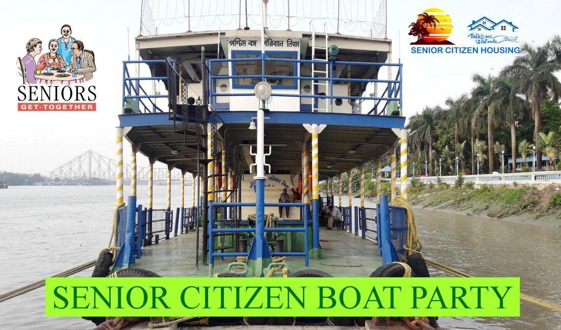 Senior Citizen Boat Party