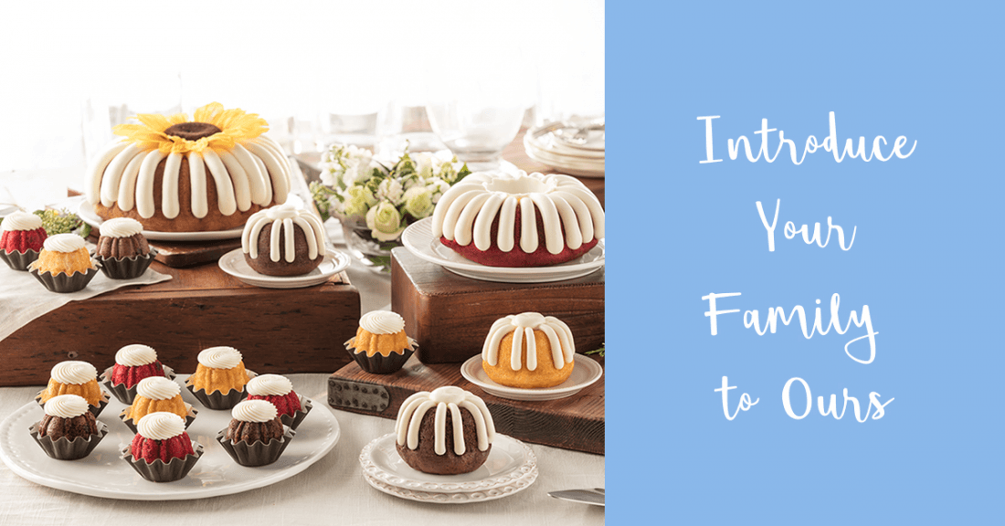 Nothing Bundt Cakes In Exton Family Fun Event