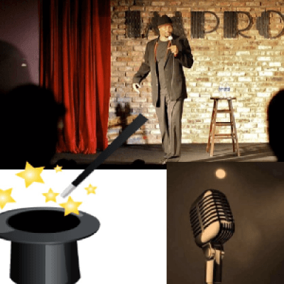 Imrov Comedy &amp Magic Show