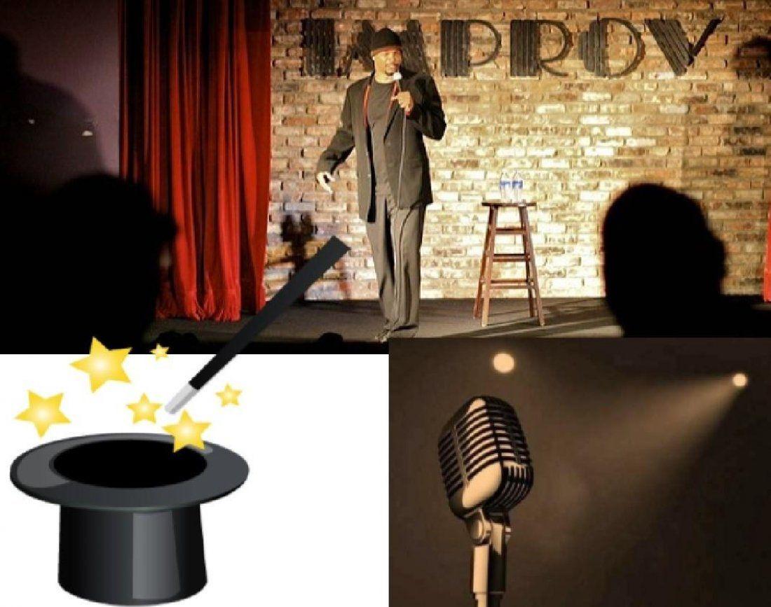Imrov Comedy & Magic Show
