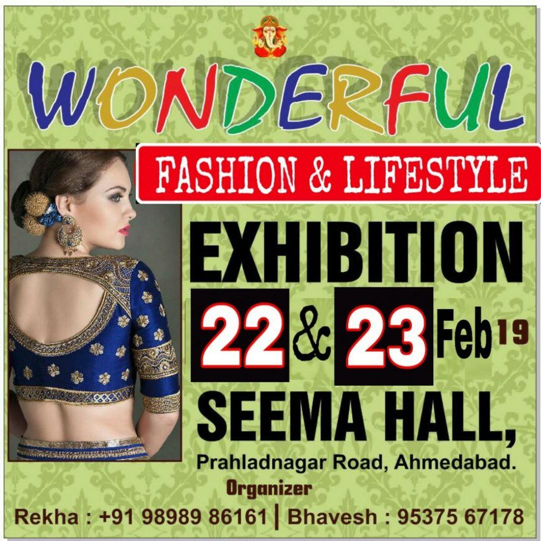 WONDERFUL FASHION & LIFESTYLE EXHIBITION
