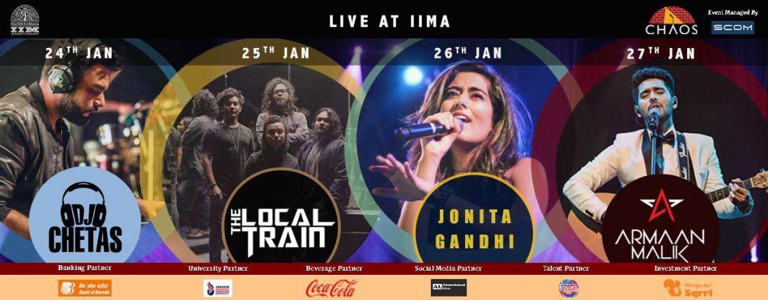 All Season Pass - DJ Chetas The Local Train Jonita Gandhi Armaan Malik