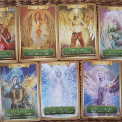 Oracle Cards 101