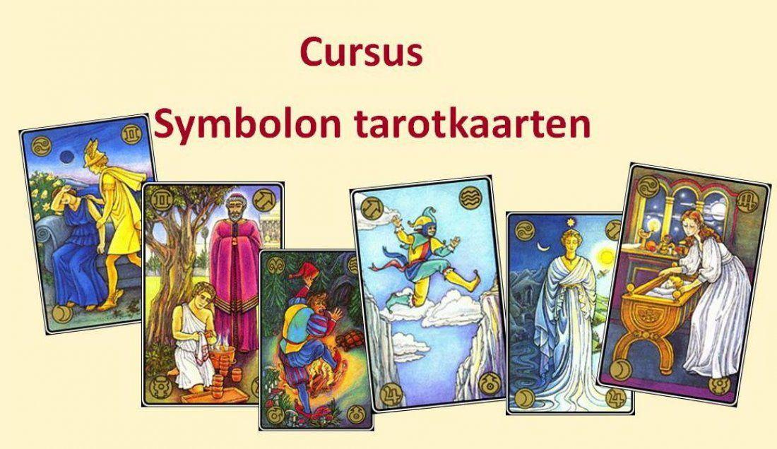 Symbolontarotkaarten cursus.
