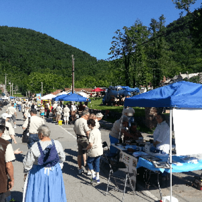 Genealogy Jamboree and Pioneer Days Cumberland Gap Tennessee