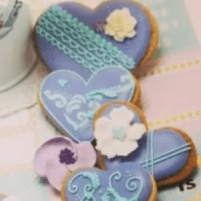 Galletas Decoradas Para San Valentín At Calle De Bolívar 36