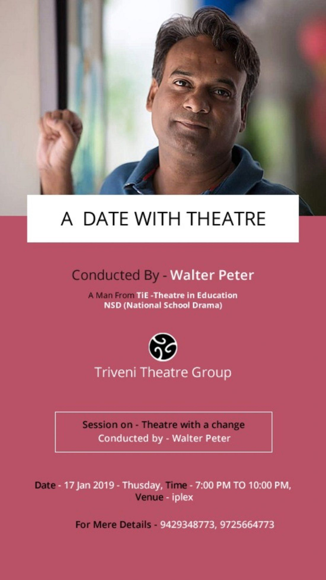 A Date With Theatre