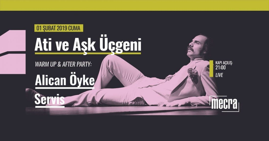 AT VE AK GEN [live]  After Party
