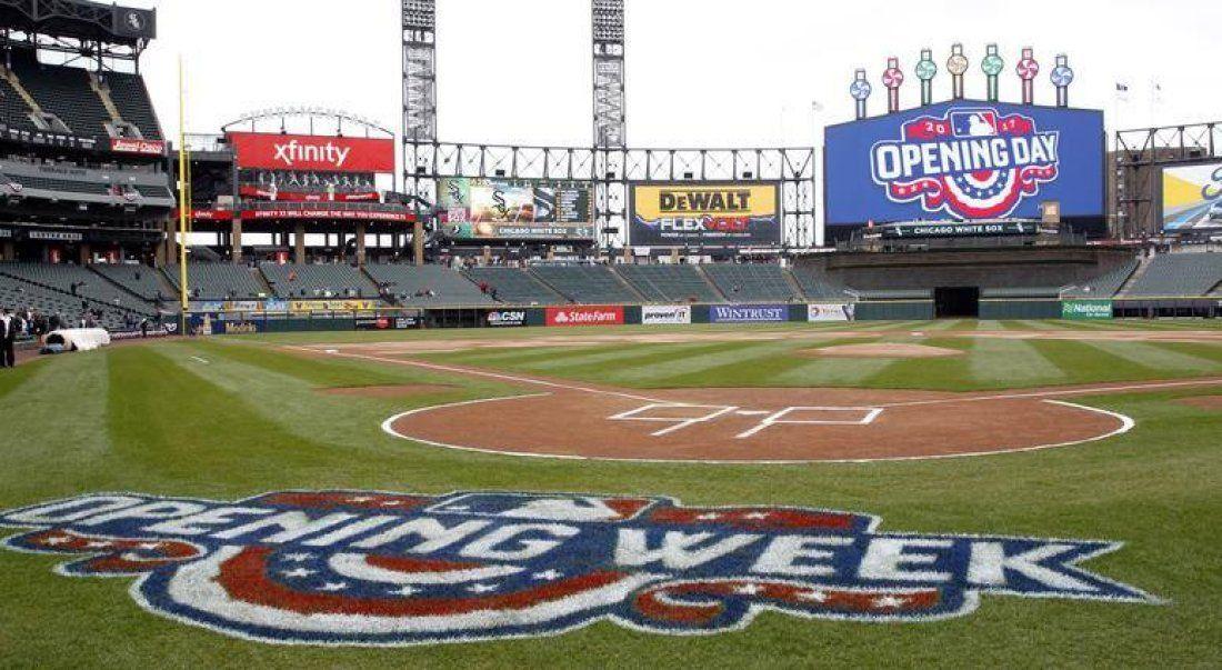 White Sox Home Opener