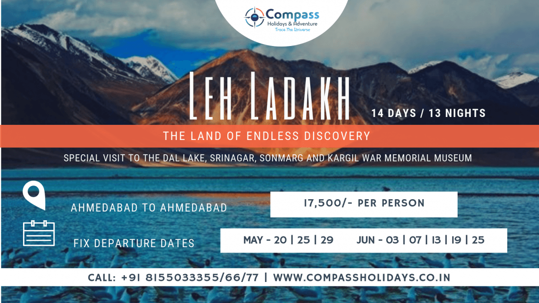 Leh Ladakh  The Land of Endless Discovery
