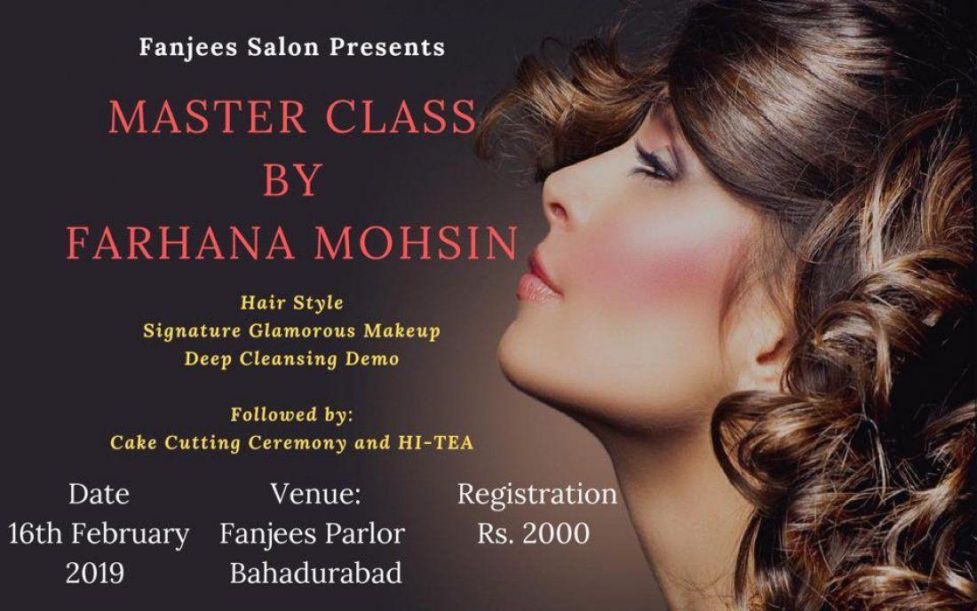 fanjees makeup masterclass
