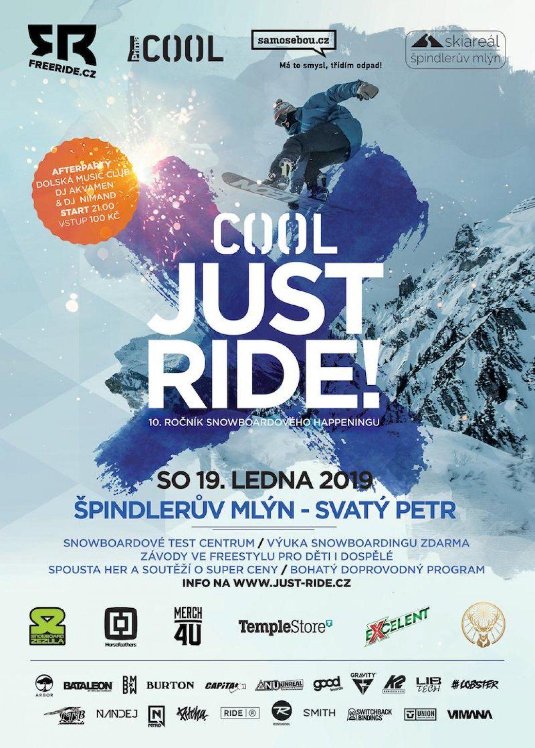COOL Just Ride - pindlerv mln